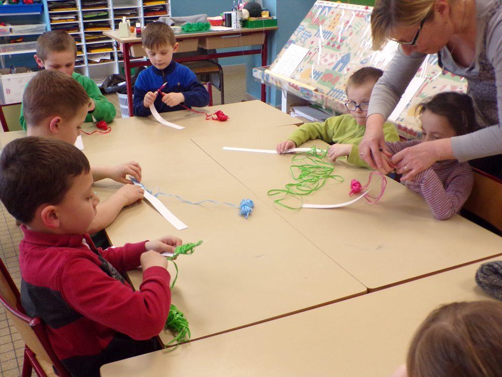 Activités Maternelles Suite Saint Joseph